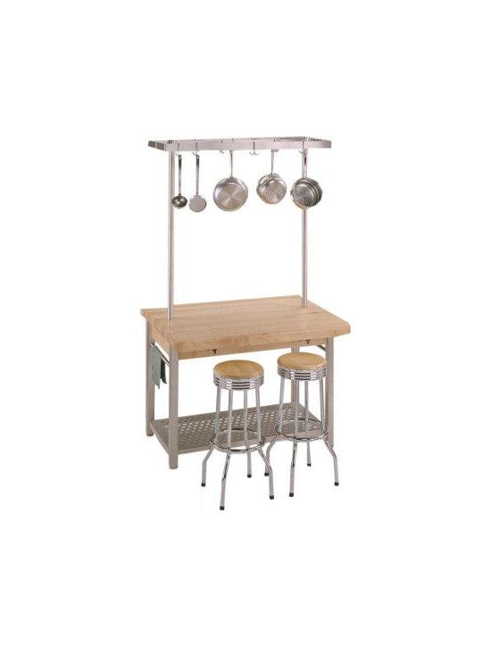 John Boos & Co. Cucina Grande Pot Rack -