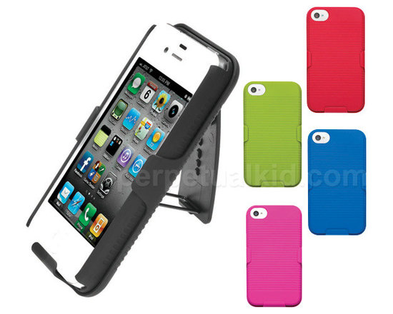 iPhone Clip Case and Stand -