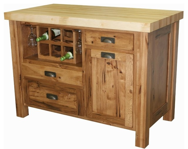 Sandra Kitchen Island by Chelsea Home Furniture Contemporary Kitchen Isla