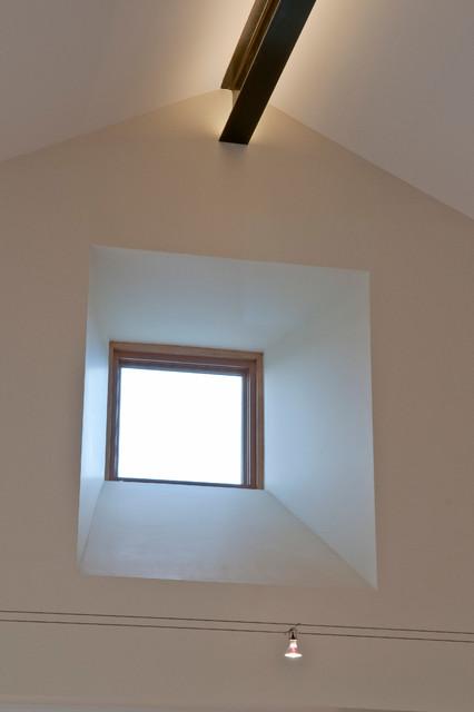 Haystack Residence contemporary-living-room