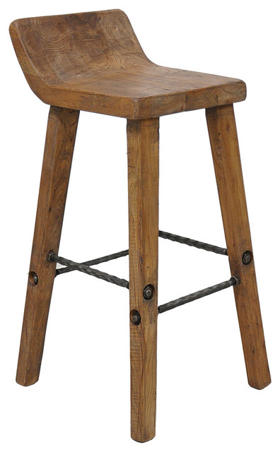 Tam Bar Stool Rustic Stools And Counter