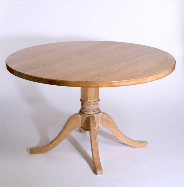 Dining table round dining table contemporary for Circular dining table