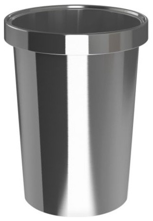RUNDEL Wastepaper Basket modern-wastebaskets