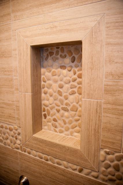 Seta Porcelain Pebble Series With Design Build Pros Of Nj Modern Tile