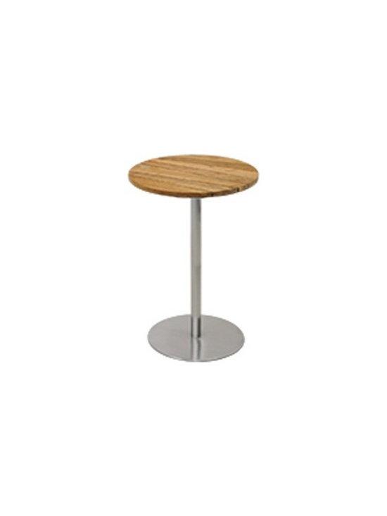 Mamagreen - Mamagreen | Gemmy Pedestal Counter Table - Design by Vincent Cantaert & Barbara Widiningtias.