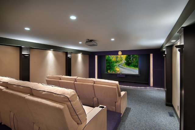 Home Theaters traditional-home-theater