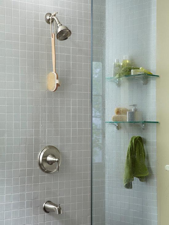 Danze Fairmont Single Handle Tub and Shower -