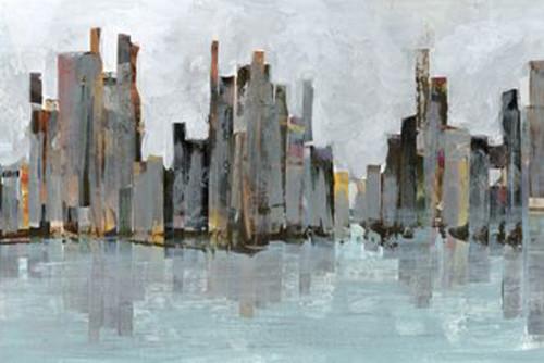 Second City I by Leftbank Art contemporary-artwork