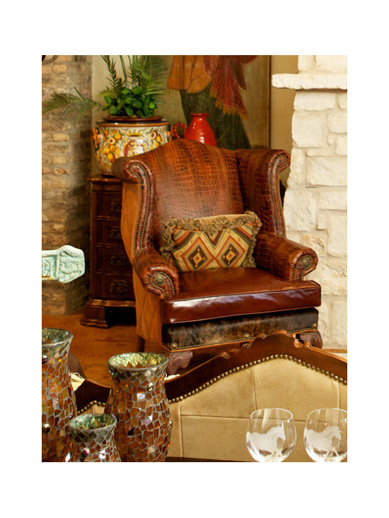 Rawhide Home Furnishings Collection - Justin Voight