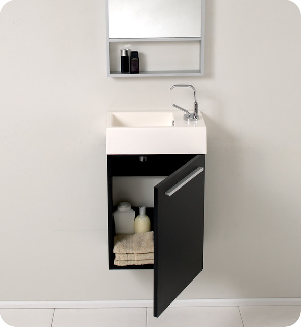 Small bathroom vanities traditional los angeles by for Small bathroom basin cabinets