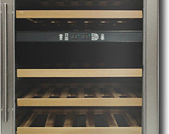 Vinotemp - 34-Bottle Wine Cellar contemporary refrigerators and freezers