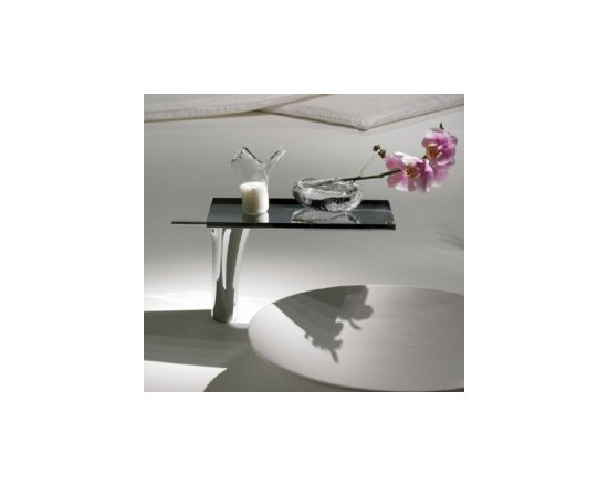 Asian Style Bathroom - Hansgrohe 18020001 Axor Massaud Bathroom Faucet with High Waterfall Spout: Chrome