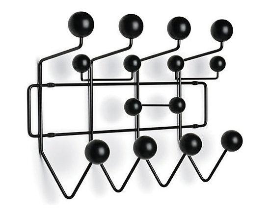 Eames Hang-It-All, Black -