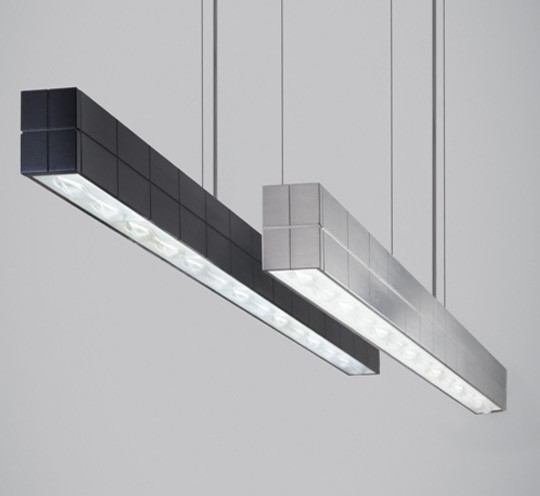Biza LED Linear Suspension Light - Modern - Light Bulbs ...