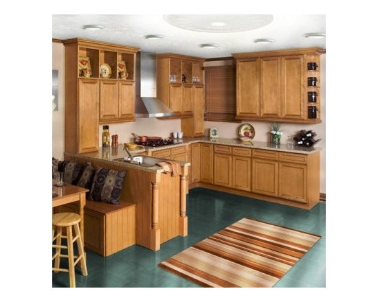Alexandria Series Ready to Assemble Cabinets - As attractive as its ...