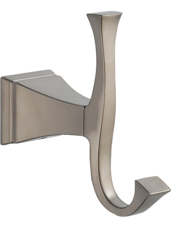 Delta Dryden® Robe Hook - Delta Dryden® Robe Hook, Brilliance® Stainless Finish, 75135-SS