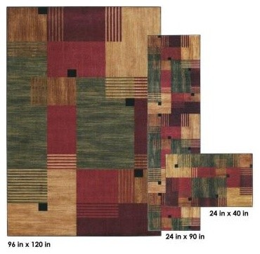 Contemporary Indoor Outdoor Mohawk Home Rugs Alliance
