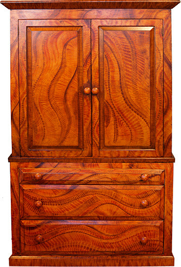Custom Furniture eclectic-dressers-chests-and-bedroom-armoires