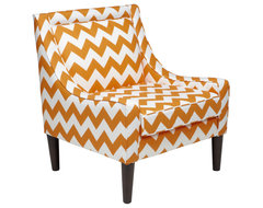 Sam Accent Chair contemporary-chairs