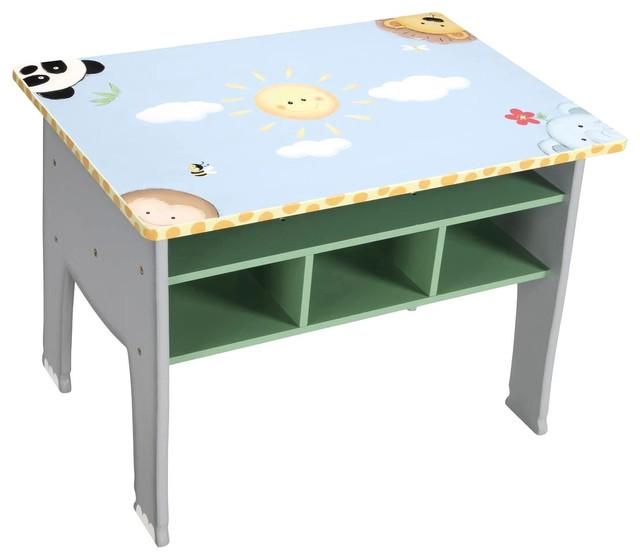 SUNNY SAFARI ACTIVITY TABLE contemporary