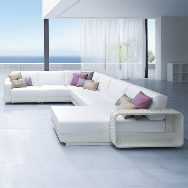 Outdoor Sectional Seating  outdoor sofas