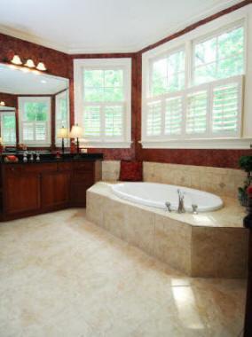 Granite Vanity and Tub Surround bath-products