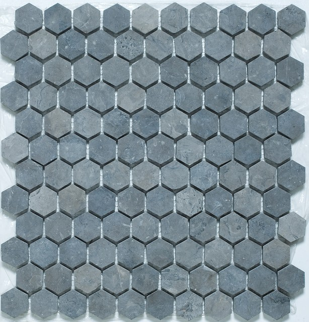 Hexagon Mosaic Tiles Traditional Wall And Floor Tile By Mission
