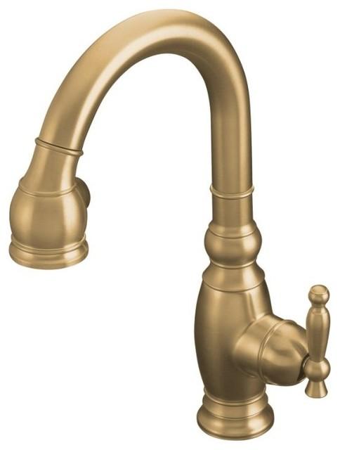 kohler k 691 bv vinnata secondary kitchen sink faucet