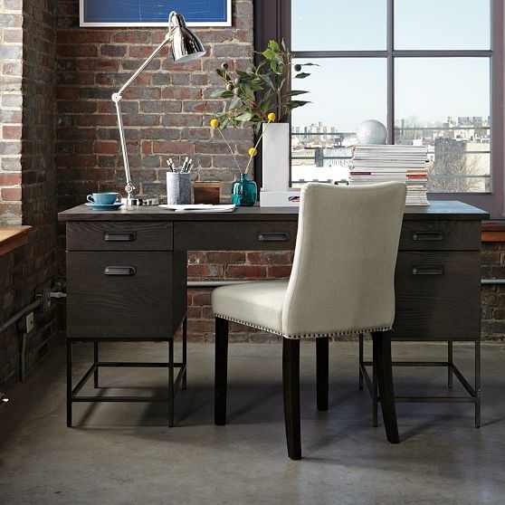 New Albee Storage Desk modern desks