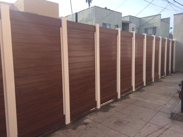 Privacy Fencing Modern Home Fencing And Gates Los