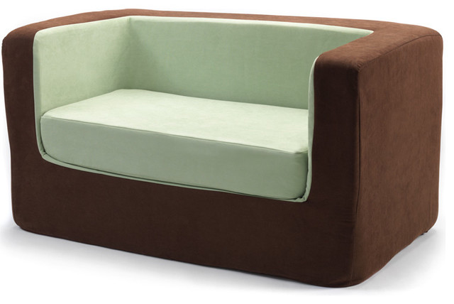 Monte - Cubino Loveseat modern-kids-chairs