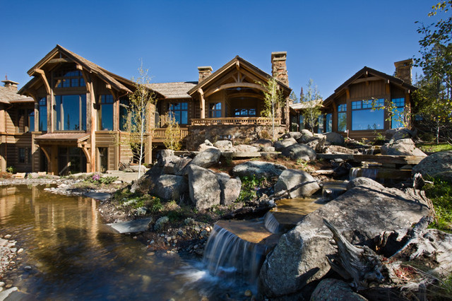 Andesite Residence traditional-exterior