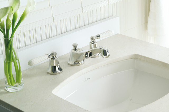 Original collection by Barbara Barry for KALLISTA modern-bathroom-sinks