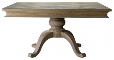 Curations Limited Chateau Belvedere Dining Table eclectic