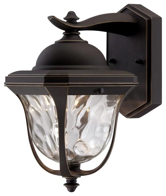 """Designers Fountain Marquette 8.5"""" LED Transitional Outdoor Wall Sconce X-PBA-139 transitional-outdoor-wall-lights-and-sconces"""