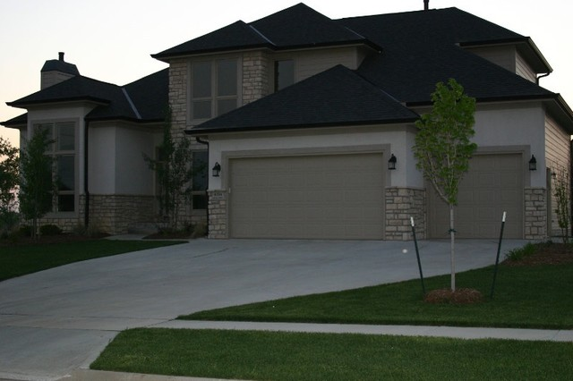 Urbandale traditional-exterior