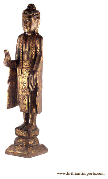 Brilliant Imports : The Bali Collection ~ Buddhas & Deities asian-home-decor
