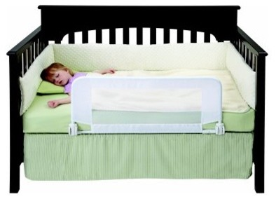 Dex Safe Sleeper Convertible Crib Bed Rail modern-futons