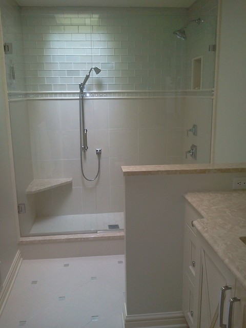 Private Residence contemporary-tile