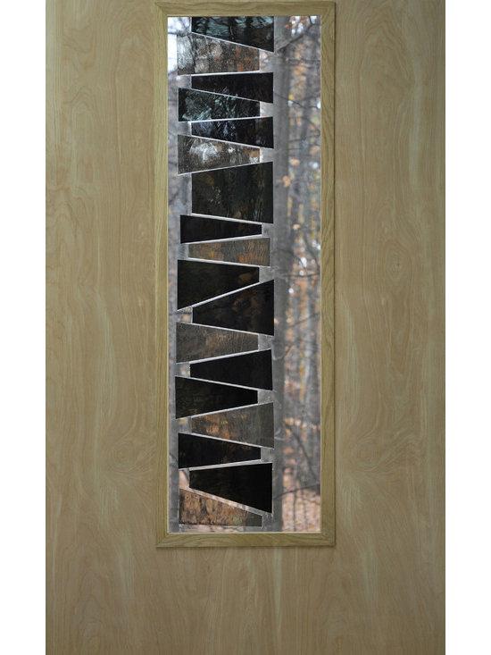 exterior door -