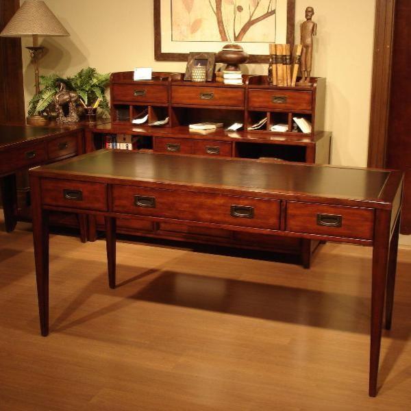 Hooker Furniture Danforth Executive Leg Desk 388 10 458