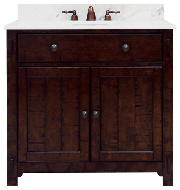 "36"" Milltown Single Vanity traditional-bathroom-vanities-and-sink-consoles"