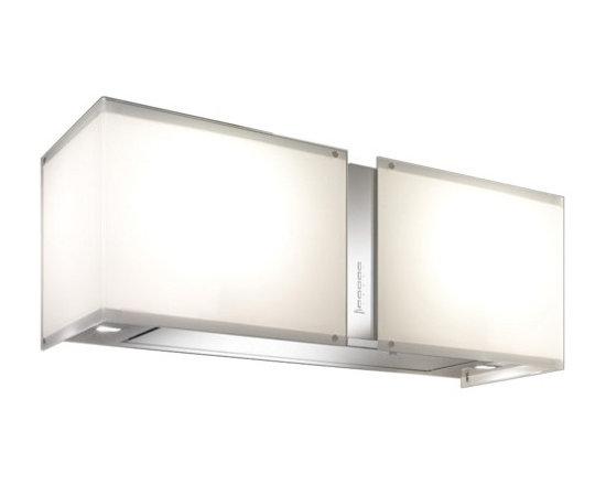 Futuro Futuro 39-inch Murano Snow LED Wall Range Hood - Type: Wall mount