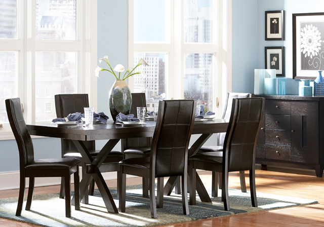 dining contemporary dining room miami by el dorado furniture