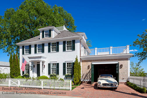 31 South Water Street, Edgartown, MA beach-style-exterior