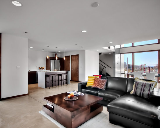 Center Table Living Room Design Ideas, Pictures, Remodel and Decor