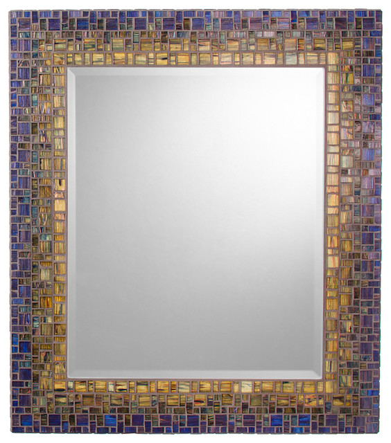 classic collection mosaic mirrors victorian bathroom