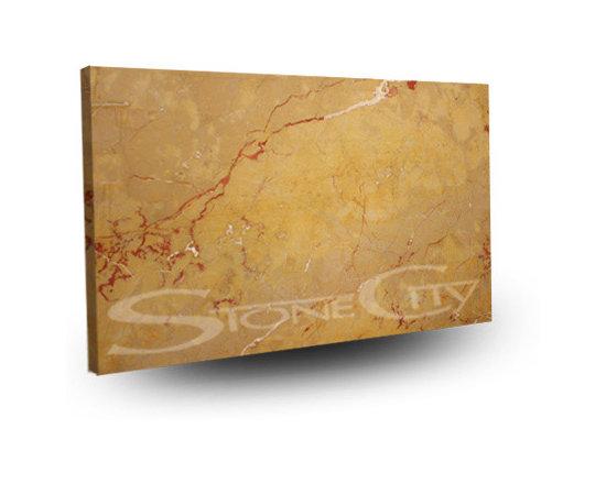 Spanish Gold Honed Limestone Slab -