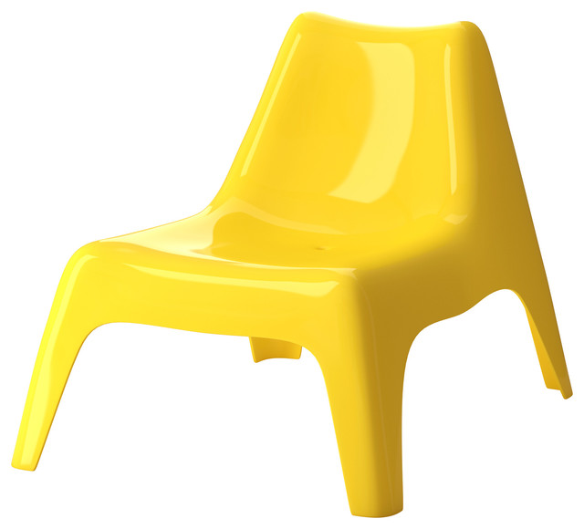 Vago Easy chair - yellow contemporary-patio-furniture-and-outdoor-furniture