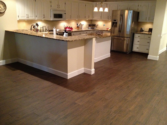 Wood Look Tile Planks
